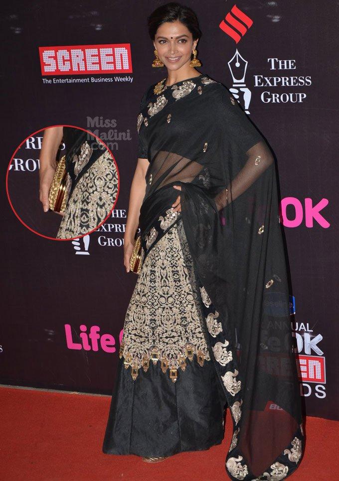 Deepika padukone wears a token of ranveer singh get it simplyamina