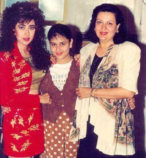 Karishma Kapoor and Kareena Kapoor