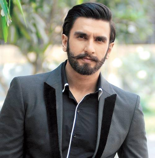 Ranveer Singh Look S Like A Modern Prince Charming In The