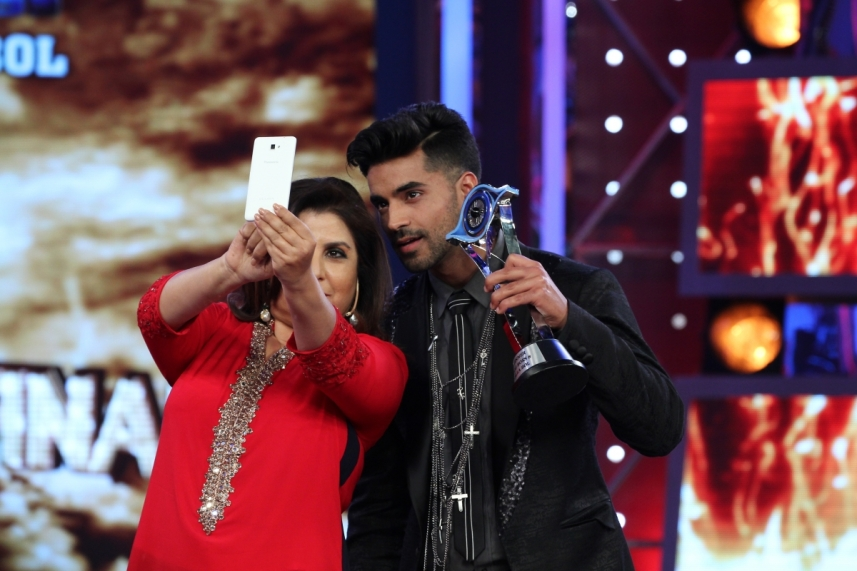 Farah Khan and Gautam Gulati