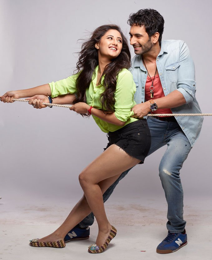 Rashami Desai and Nandish Sandhu