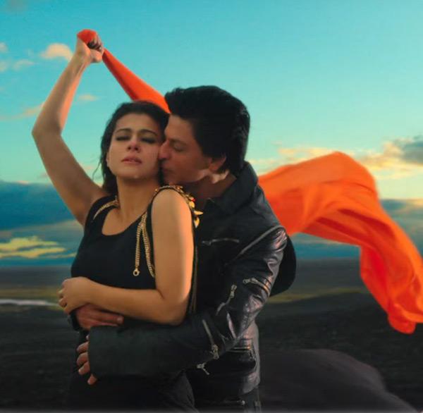 New Song ALERT: Shahrukh Khan And Kajol's Gerua Is Out