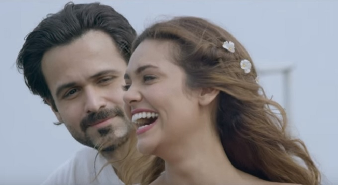 Emran Hashmi and Esha Gupta