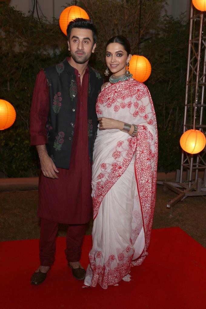 Did Deepika Padukone Visit Ranbir Kapoor At His House Last ...