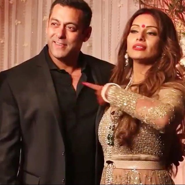 Salman Khan and Bipasha Basu | Source: Instagram |
