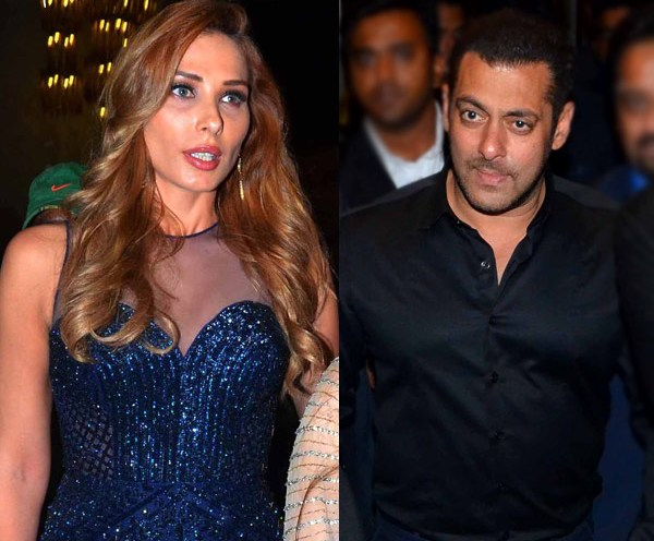 Salman dating lulia