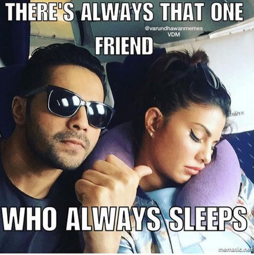 Varun Dhawan, Jacqueline Fernandez Source; Instagram)