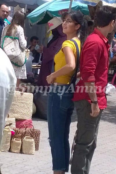 Katrina Kaif, Ranbir Kapoor