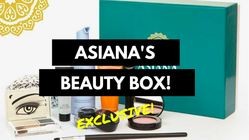 Asiana's Beauty Box
