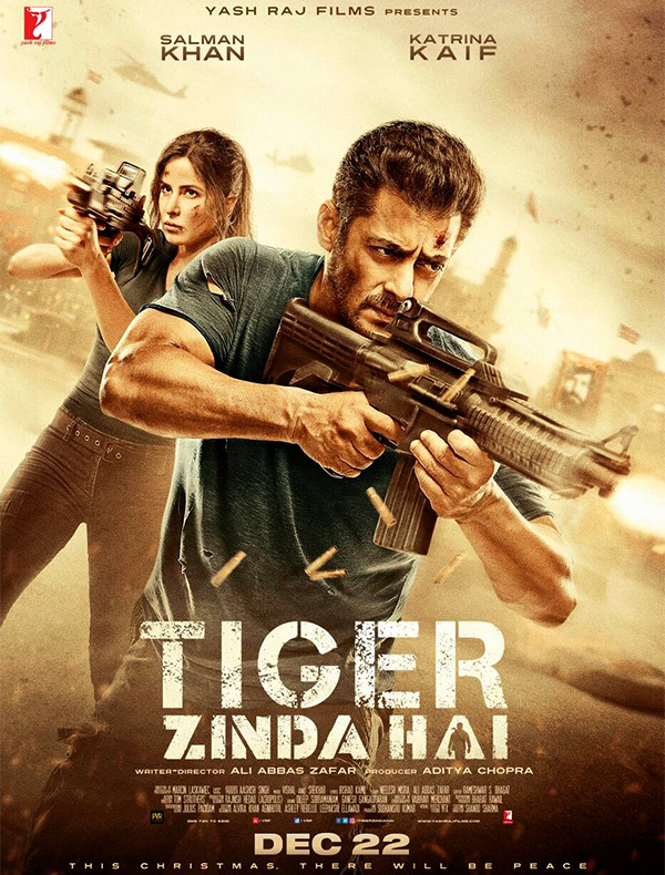 Tiger Zinda Hais Day 2 Collection To Cross The Rs 10 Mark