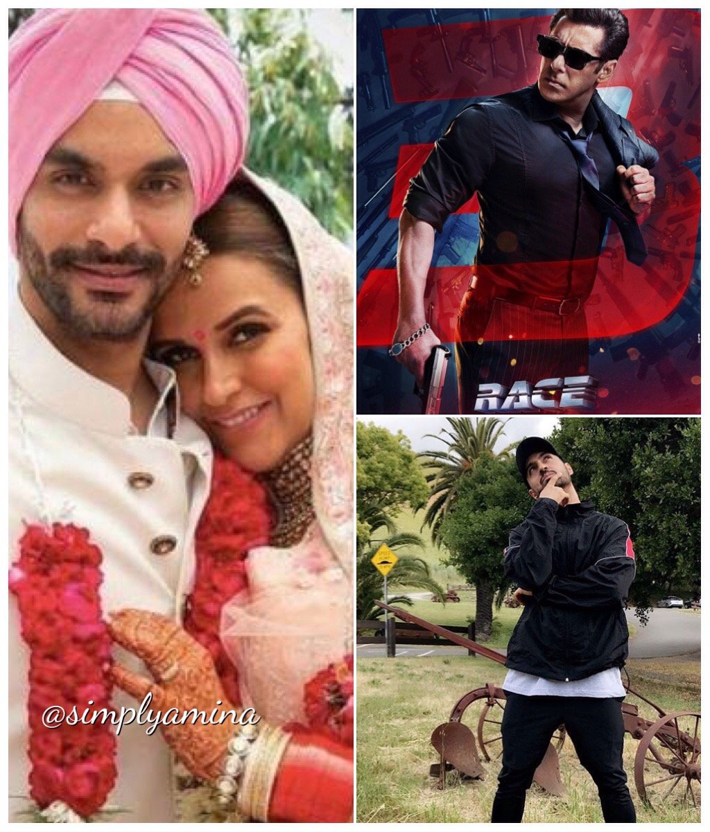 Neha Dhupias Pregnancy Rumours Salman Khan Turns Lyricist For Race 3 Diljit Dosanjh Is Touring The UK Meet All Headlines That Made You Curious