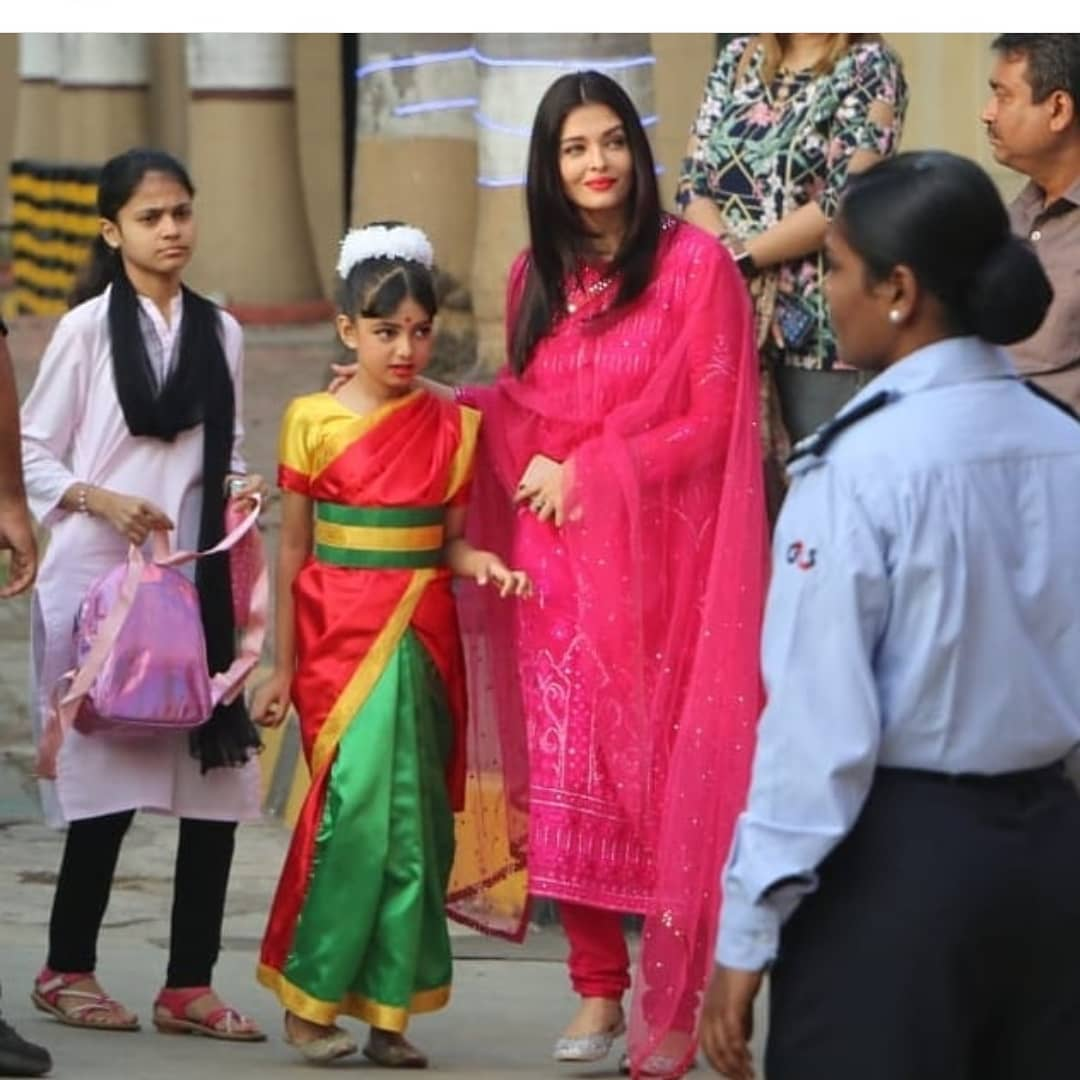Video: Aishwarya Rai's Daughter Aaradhya Bachchan Delivers ...