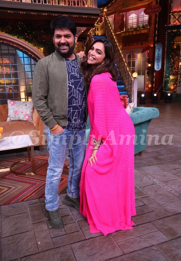 IN PHOTOS: Deepika Padukone Looks Gorgeous In A Pink ...